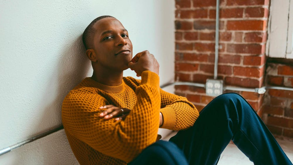 """VAFF attendees were treated to a virtual interview between culture critic Soraya Nadia McDonald and actor Leslie Odom Jr., who plays Sam Cooke in """"One Night in Miami."""""""