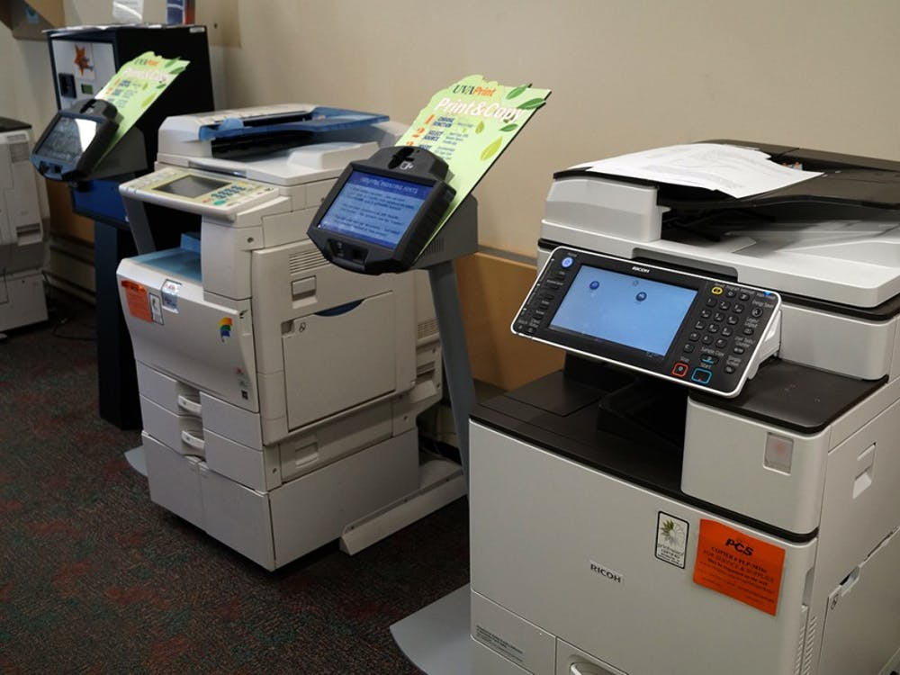 More needs to be done to ensure that everyone can access free printing services at all points during the year.