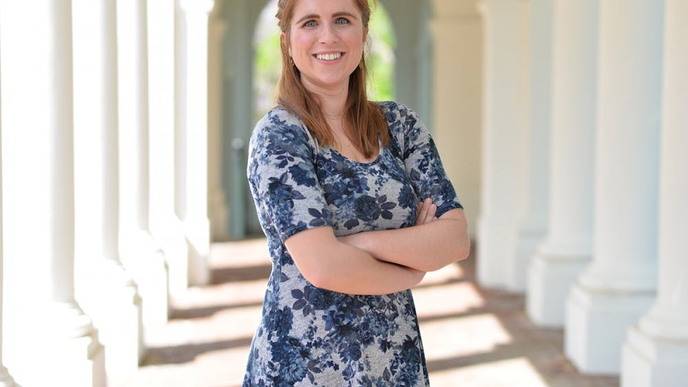 Kate Lewis was the Health and Science Editor for The Cavalier Daily during the 128th term