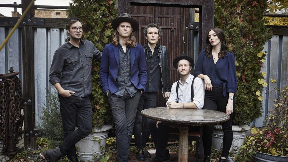 The Lumineers performed an emotional show at JPJ on Saturday.