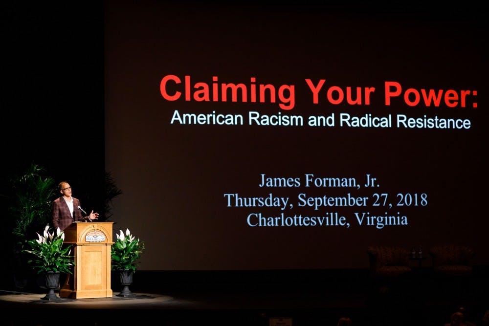 Black Students In Us Get Criminalized >> Yale Law Professor James Forman Discusses The Myths Of Black