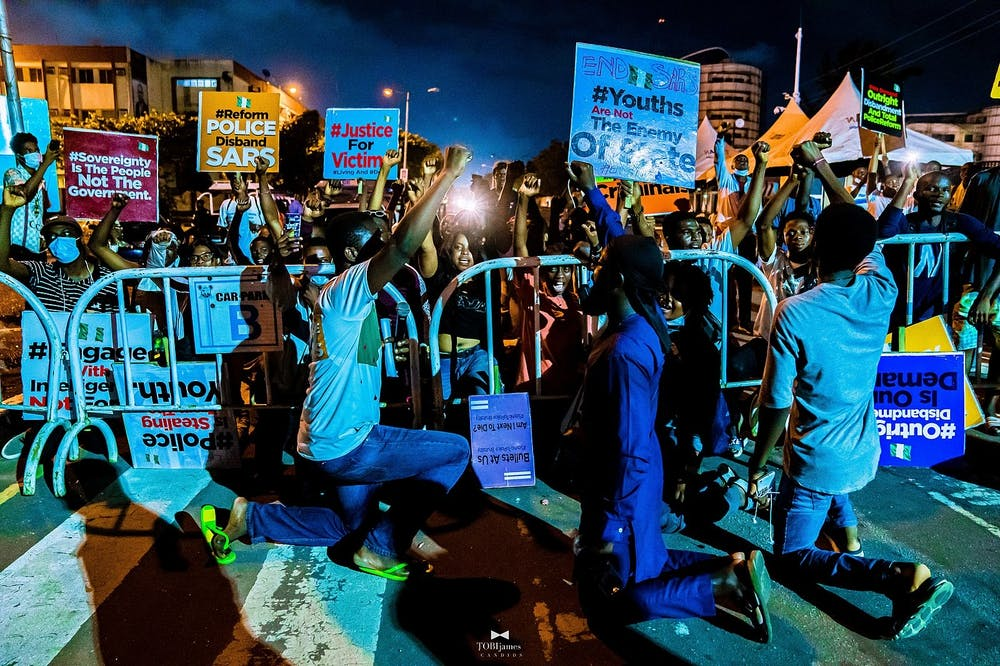 <p>The protests have been important in showing that Nigerians demand better from their police force and expect them not to become criminals themselves.&nbsp;</p>
