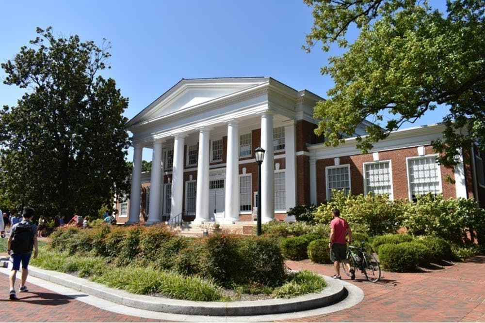 <p>Dean of Admission Greg Roberts said that 42 percent of this year's applicants opted to submit their application without the traditionally required test scores.</p>