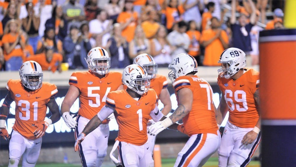 Virginia football will play its season opener Sept. 11 against VMI at home in Charlottesville.