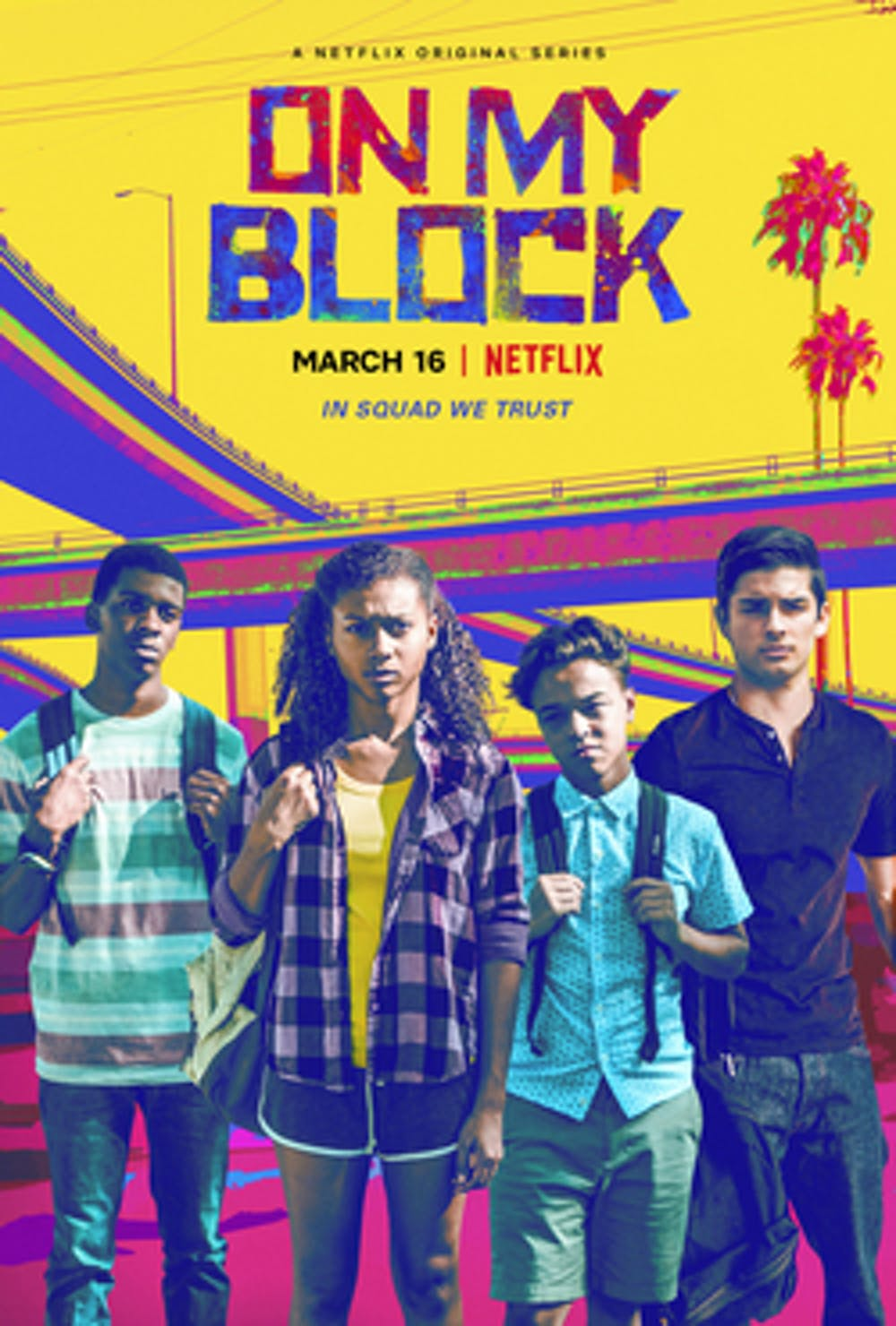 60d7cb1e356 On My Block  stirs up emotions with season premiere