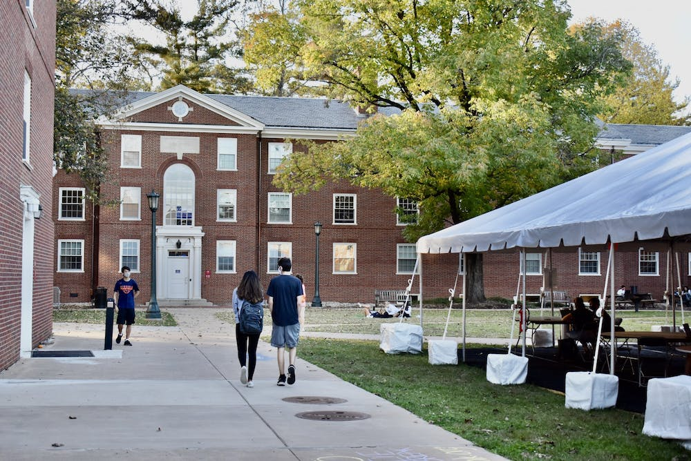 <p>As of Wednesday, there have been 232 COVID-19 cases in first-year dorms.</p>