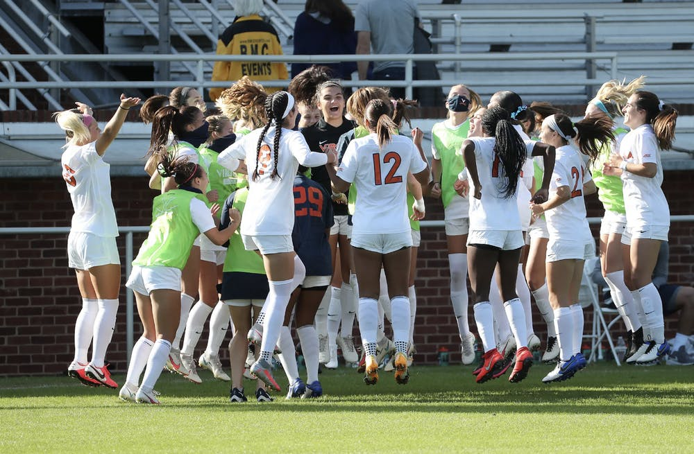 <p>The lone goal of the match was scored after a header from senior Lizzy Sieracki sent the ball into the back of the net.</p>