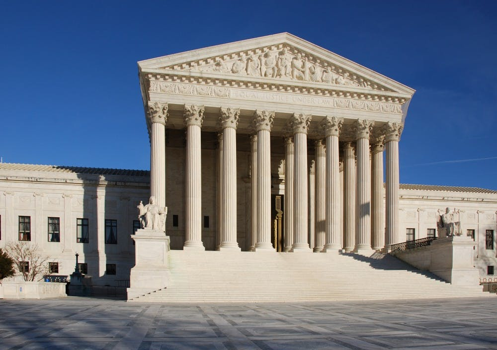 <p>The role the courts should play&nbsp;in reviewing district lines is unclear and&nbsp;currently debated.&nbsp;</p>