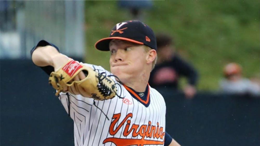 Sophomore left-hander Andrew Abbott started on the mound for Virginia Tuesday and surrendered only one hit in four innings of work.
