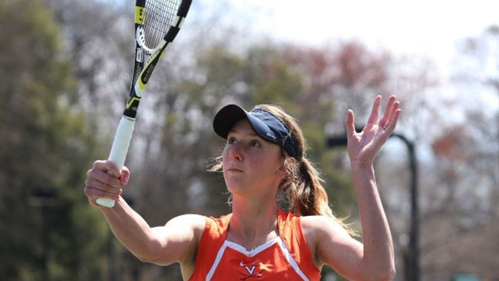 Stephanie Nauta is the 50th ranked singles player in the nation.