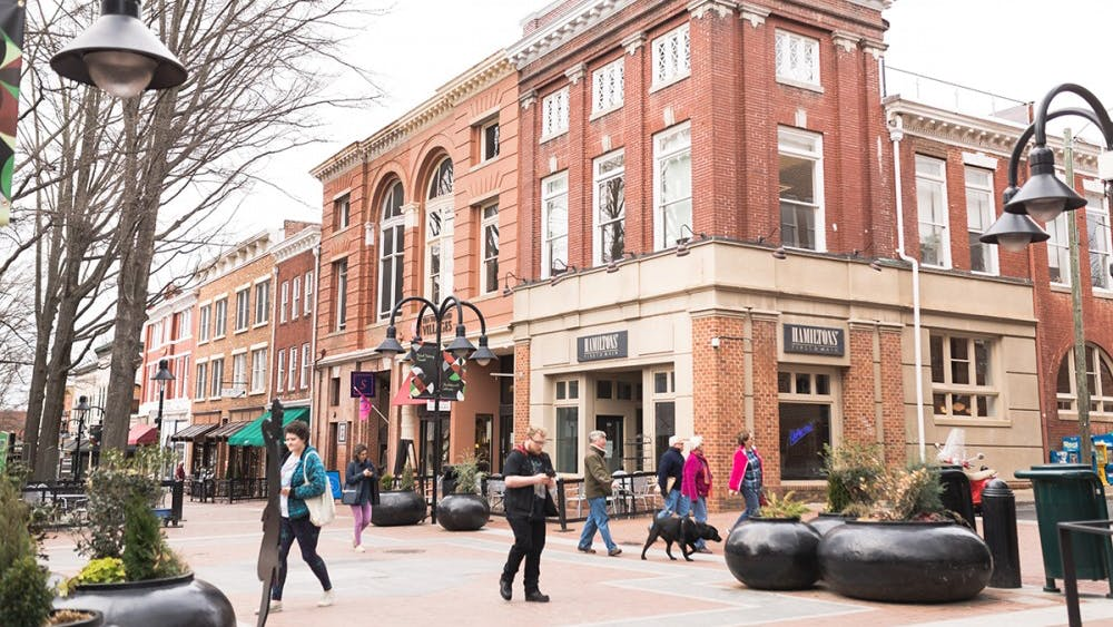 The Open Data Challenge calls for the Charlottesville data scientist community to examine pedestrian wifi usage in the Downtown Mall.