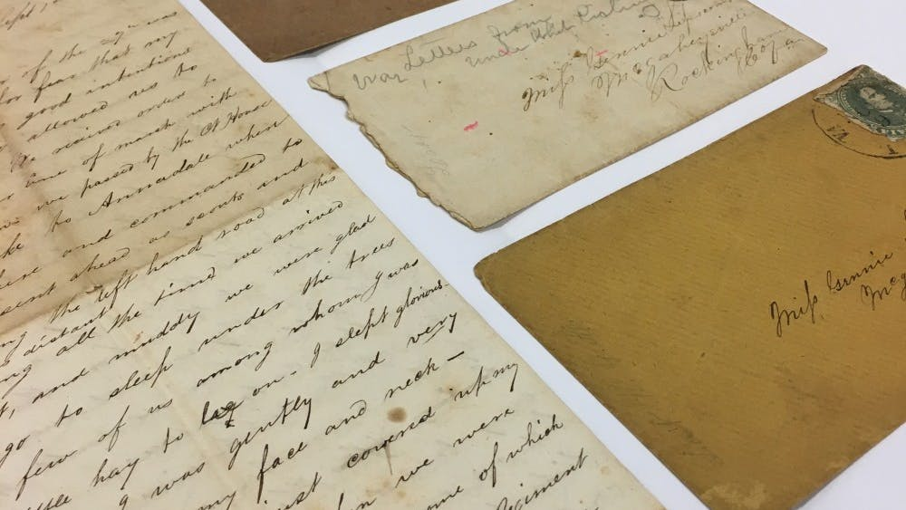 Down in the archives, handwriting takes center stage. Swooping 'f's and long, jaunty 'y's betray clean hands and a posh accent, perhaps a father in the Senate.