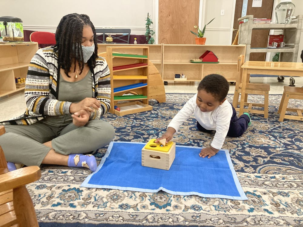 <p>The Toddler's House will also provide a demonstration and research site for University faculty and students investigating the principles and characteristics of evidence-based early-childhood learning and its potential for multi-generational, transformative impact within under-resourced communities.</p>