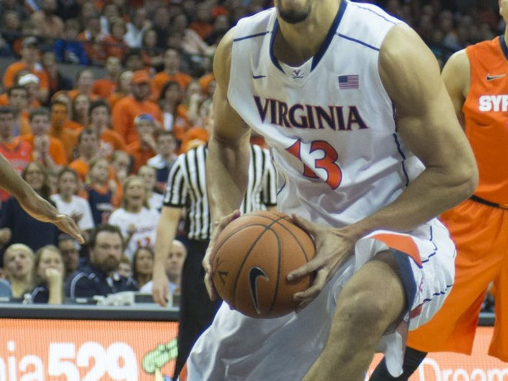Sophomore forward Anthony Gill led No. 5 Virginia with 15 points, including the game-tying basket to force overtime. However, the Terrapins ultimately upset the Cavaliers in College Park, 75-69.