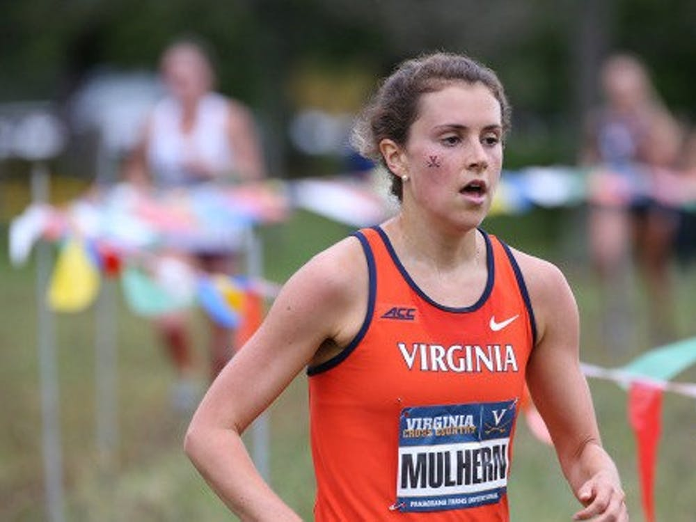 Sophomore Emily Mulhern's21st place finish earned her All-ACC Honors at the ACC Championships Friday.