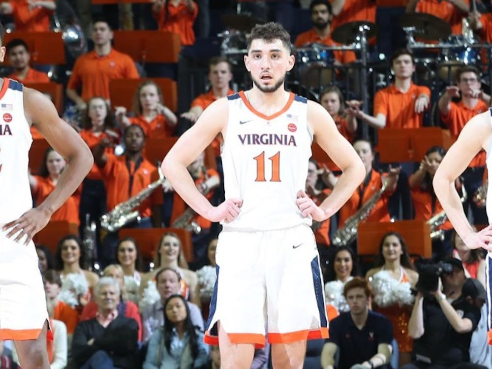 Former Virginia guards De'Andre Hunter, Ty Jerome and Kyle Guy were all chosen in the NBA Draft June 20.