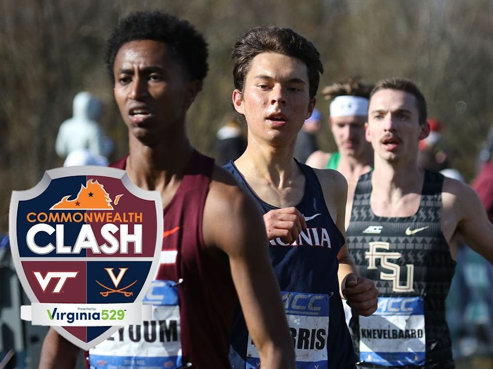 Three Cavaliers earned All-ACC honors this weekend at the ACC Championships