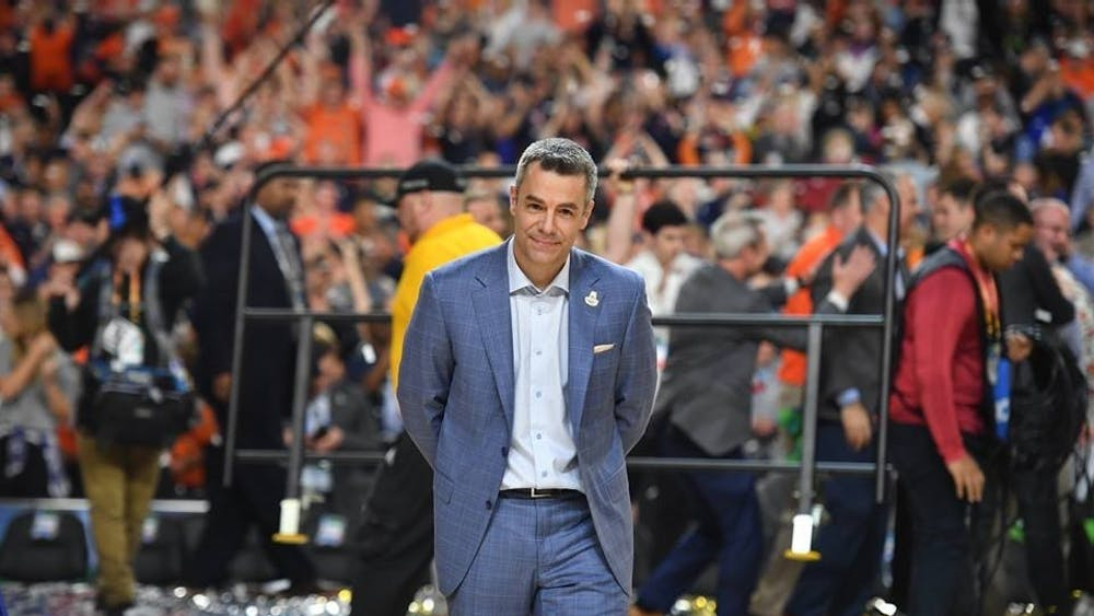 Coach Tony Bennett has brought a defensive mindset to Virginia basketball that transcends who is on the roster.