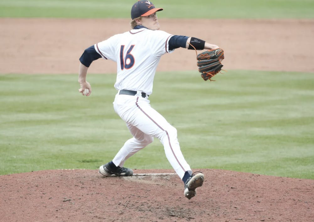 <p>Abbott is one of two Cavaliers since 2000 to strikeout 14 or more batters twice.</p>