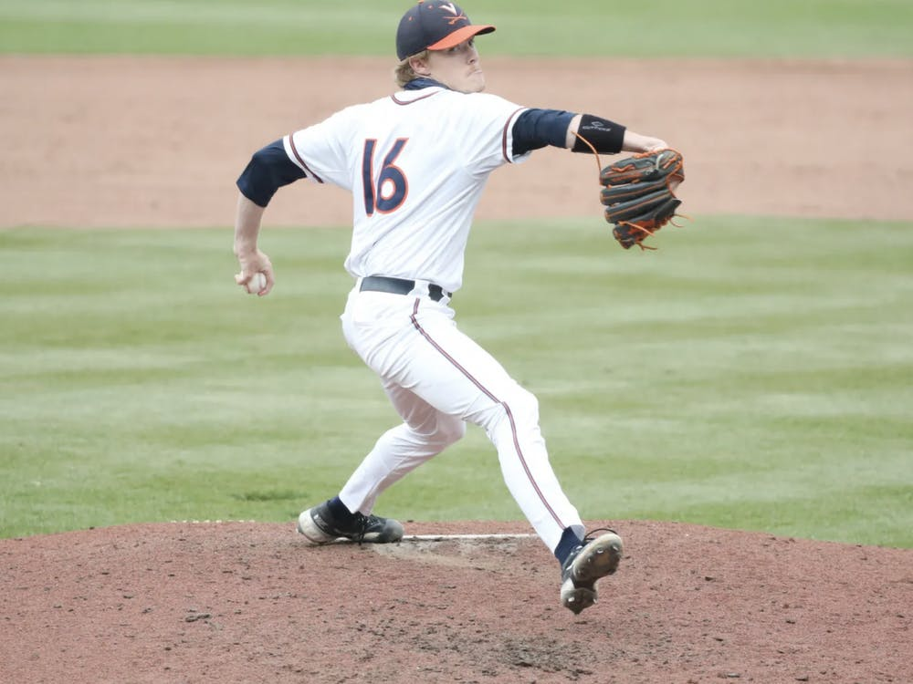 Abbott is one of two Cavaliers since 2000 to strikeout 14 or more batters twice.