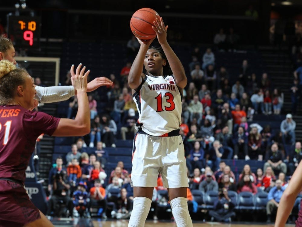 Cavalier star senior guard Jocelyn Willoughby had 17 points and six rebounds, but it wasn't enough to down the Hokies.