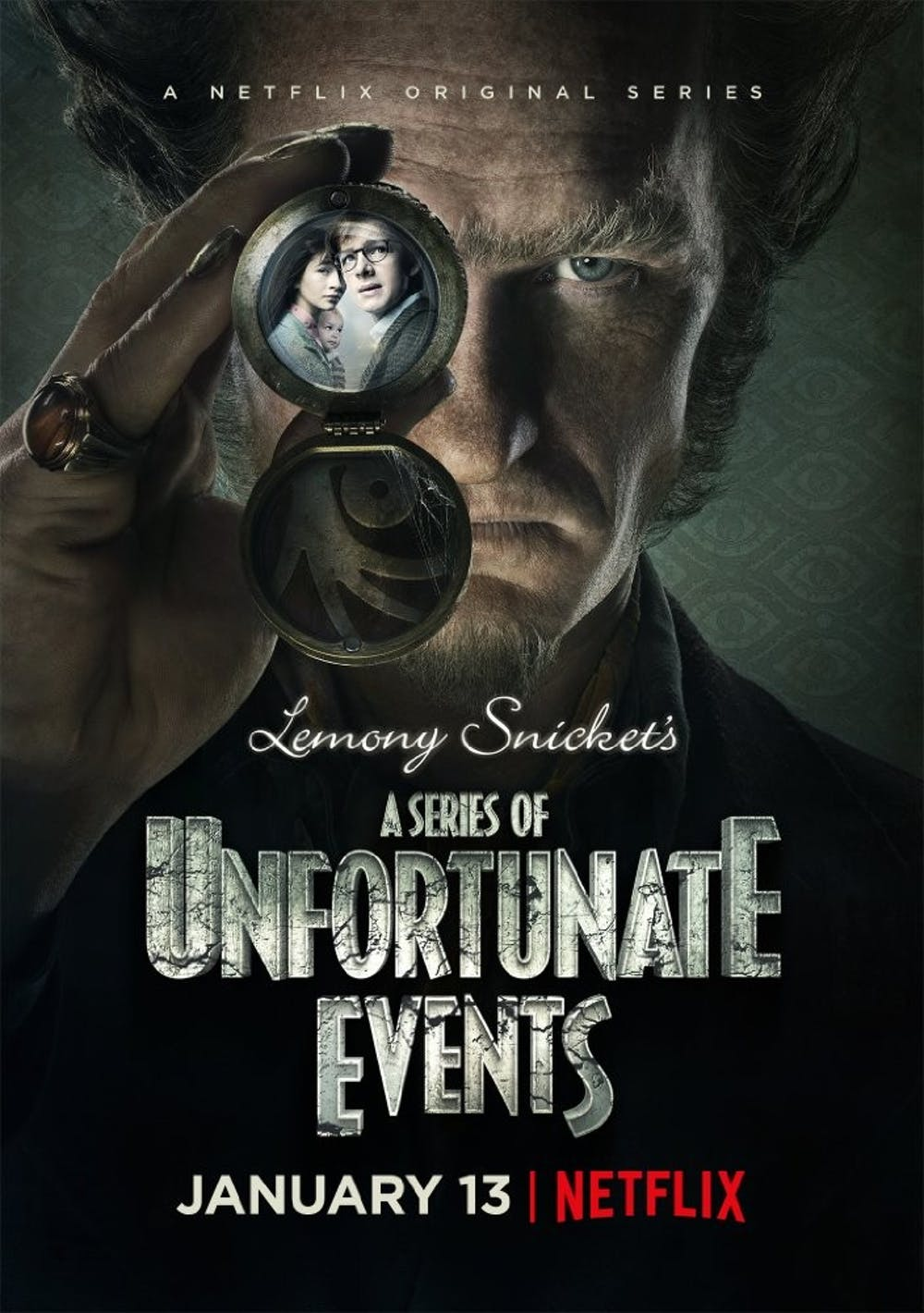 "<p>Netflix recently released a television version&nbsp;of ""A Series of Unfortunate Events.""</p>"