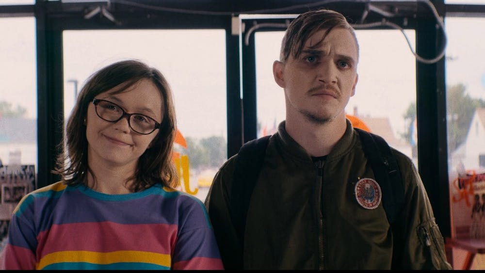 """Dinner in America"" follows Patty and Simon, two unconventional romantic leads, as they embrace their punk-rock selves and fall in love."