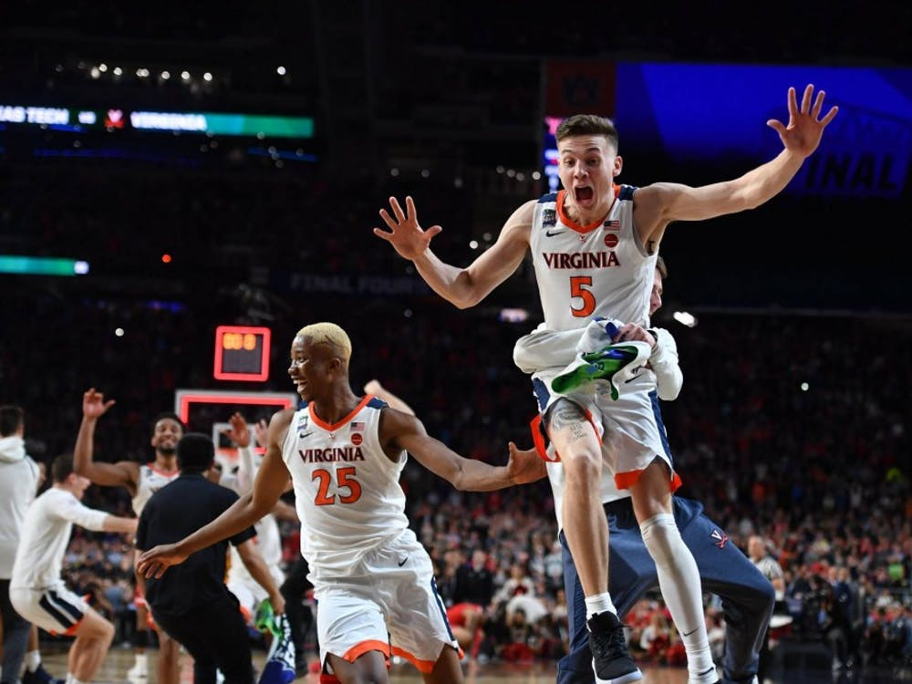 Junior guard Kyle Guy and junior forward Mamadi Diakite will both likely return for Virginia next season as they defend their national title.