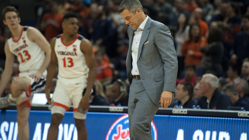 With six losses already this season, Tony Bennett and the Cavaliers are at risk of missing the NCAA Tournament for the first time since 2013.
