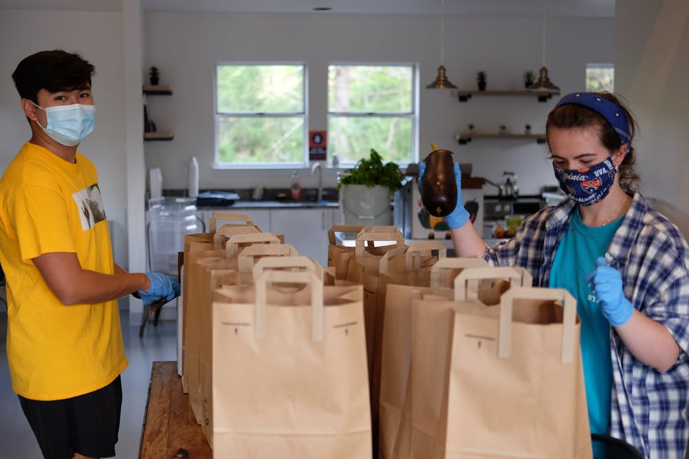 "<p>In a poll to attendants of the virtual Food and Justice in Virginia panel, 43 percent of respondents knew ""almost nothing"" about where their food comes from.</p>"