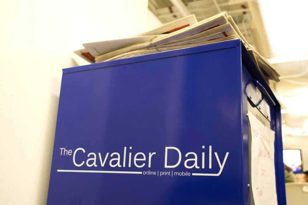 <p>The Cavalier Daily added the magazine to its collection of print and digital products as a way to innovate storytelling for the paper.</p>