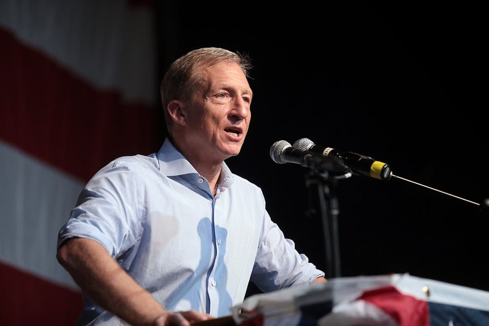 <p>Billionaires like George Soros and Tom Steyer poured hundreds of thousands of dollars into local races in the Commonwealth.&nbsp;</p>