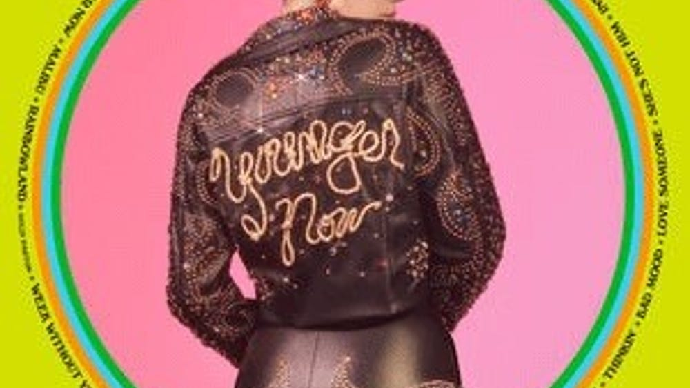 """Miley Cyrus' latest effort """"Younger Now"""" shows the artist moving away from some of her regrettable past choices."""