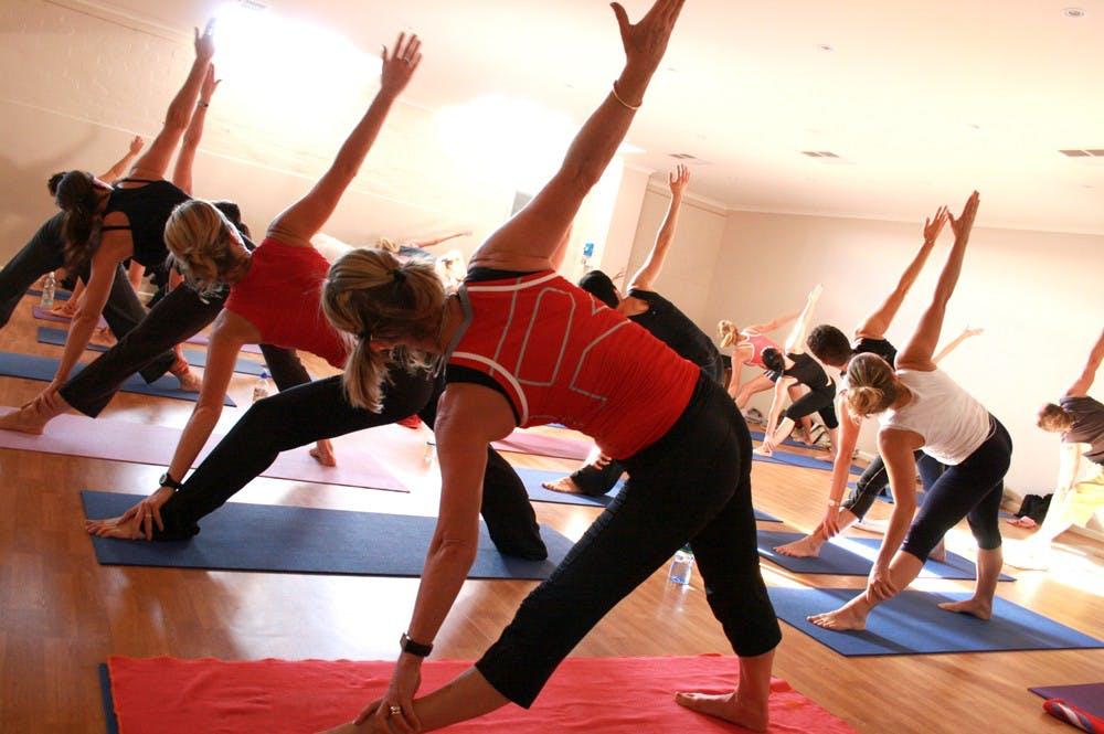yoga-at-a-gym