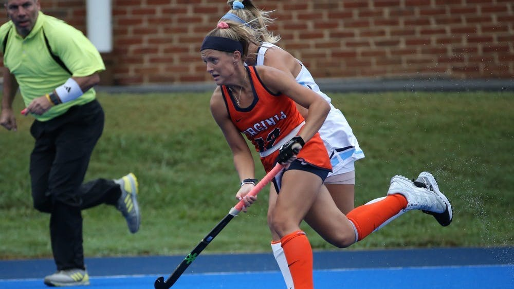 Freshman striker Grace Wallis scored one goal against Liberty.