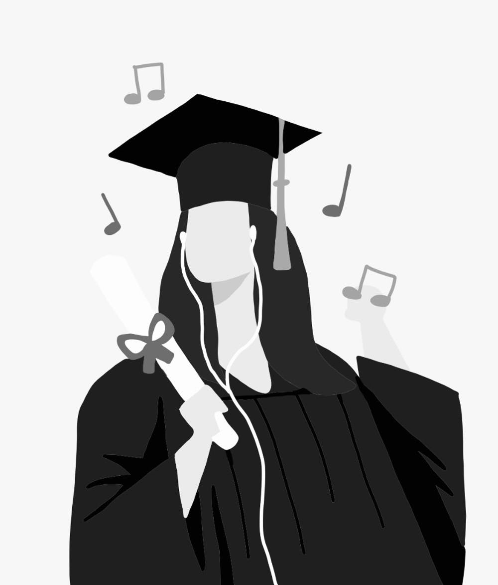 <p>Celebrate graduation with this special playlist!</p>