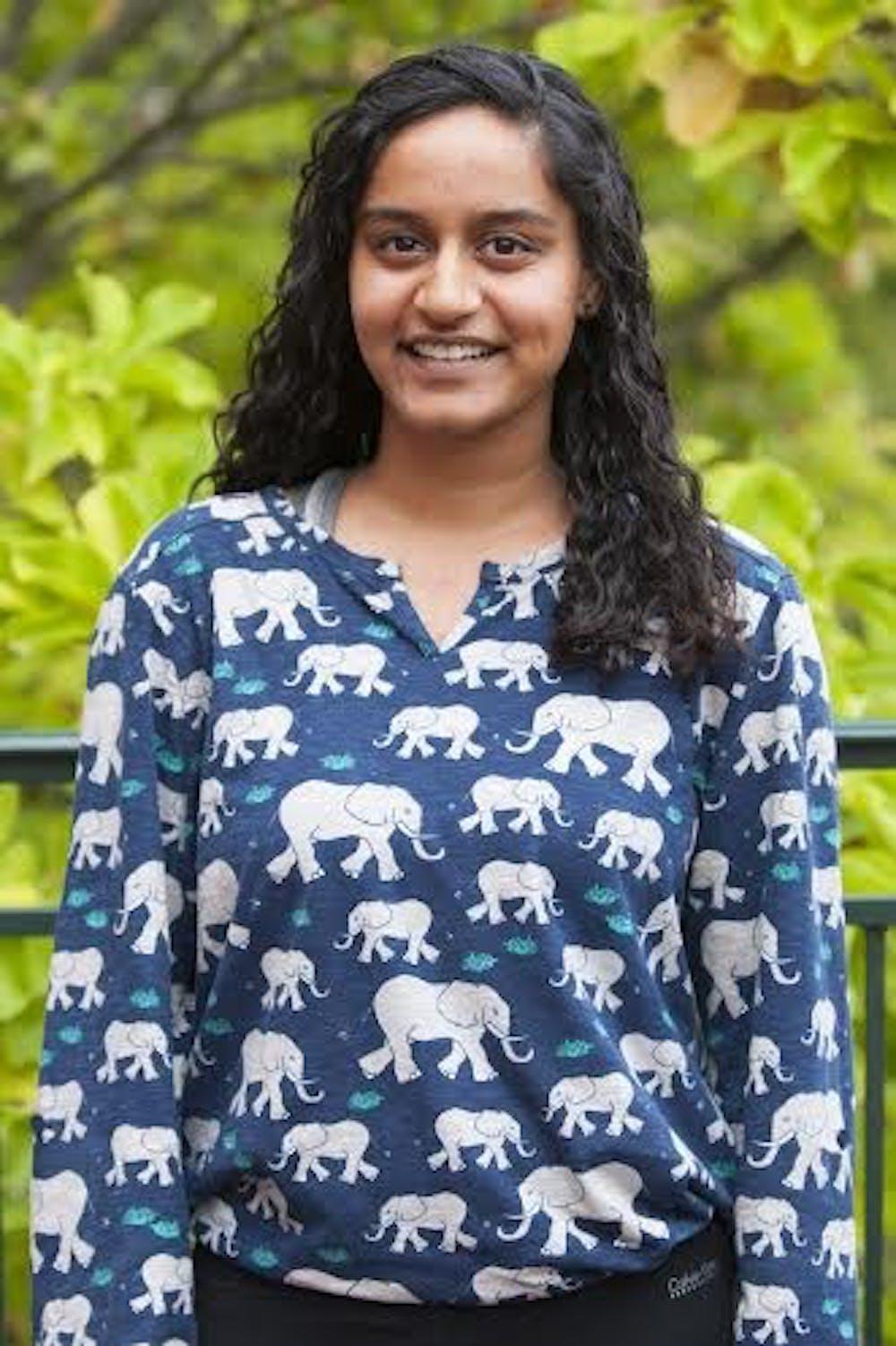 <p>Vega's column runs biweekly Tuesdays. She can be reached at v.bharadwaj@cavalierdaily.com.</p>