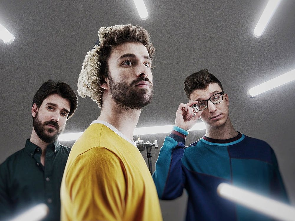 Indie pop trio AJR released their latest single Feb. 17.