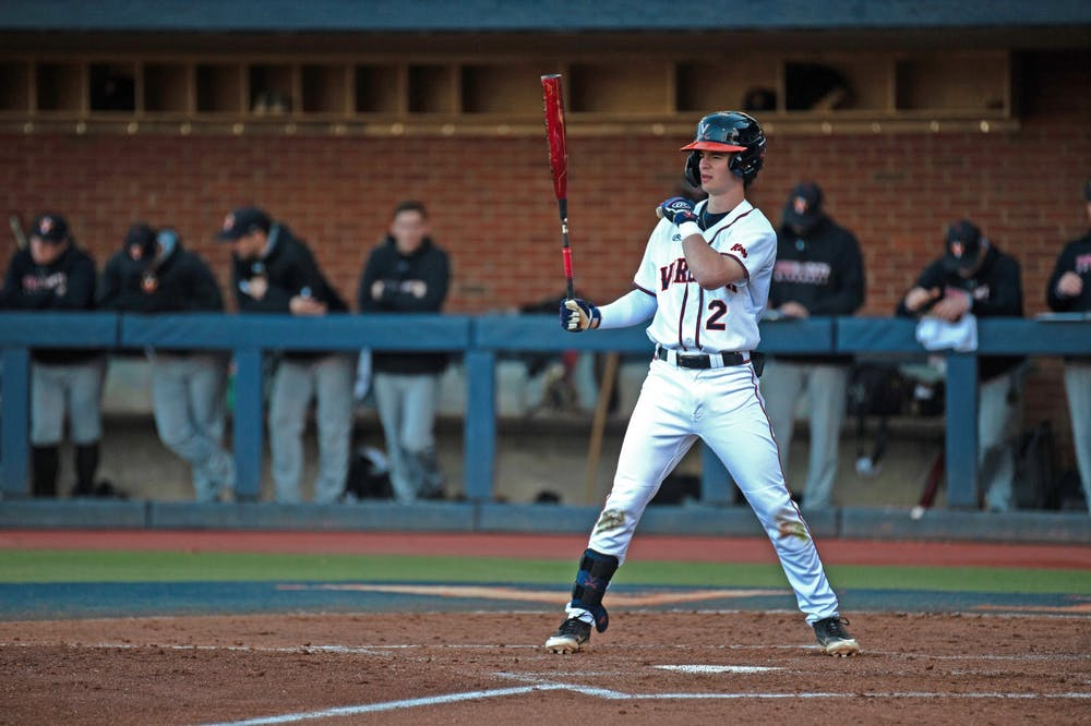 <p>Freshman Max Cotier tied a school record, scoring five runs in one game, against UMass Lowell.</p>