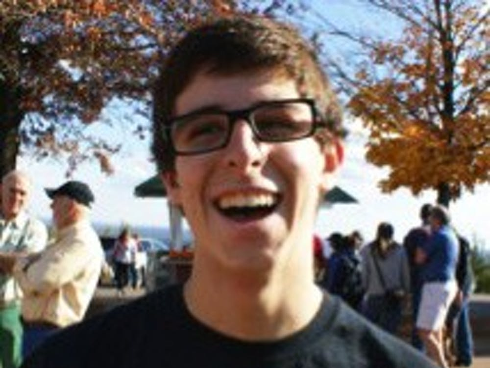 """MikeYear: ThirdMajor: Computer EngineeringU.Va. Involvement: HackCville, Engineering Guides, Madison House, LOTL Light ShowHometown: Mechanicsville, Va.Ideal date personality: Funny, talkative, involved, passionate.Ideal date activity: Coffee and Bodo's on the Lawn and then an intense game of Super Smash Brothers.Dealbreakers?Talking too much, cursing a lot, not motivated or dedicated to something.Hobbies: Watching Netflix; hanging out, throwing a Frisbee, or just chatting on the Lawn; playing sports especially basketball, lacrosse, golf; coffee chats. What makes you a good catch?I'm a great listener! Whenever you have a problem or want to talk about something, I'll give you 100 percent attentionWhat makes you a less-than-perfect catch?I'm super nerdy/geeky, so most girls have no idea what I'm talking about when I talk about my hobbies.What is your spirit animal?Koala — very cute and nice, but can kick some [butt] if need be.What is your favorite pick-up line?""""Are you the square root of -1? Because you can't be real""""Describe yourself in one sentence: I don't look for open doors, I look for closed doors and I open doors."""