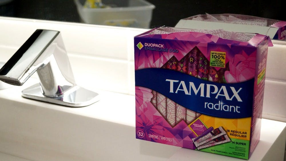 Currently, 36 states have laws that tax tampons and other products associated with menstruation.