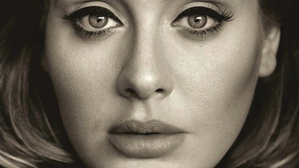 """Adele's latest, """"25,"""" was released this past Friday following anticipation from fans."""