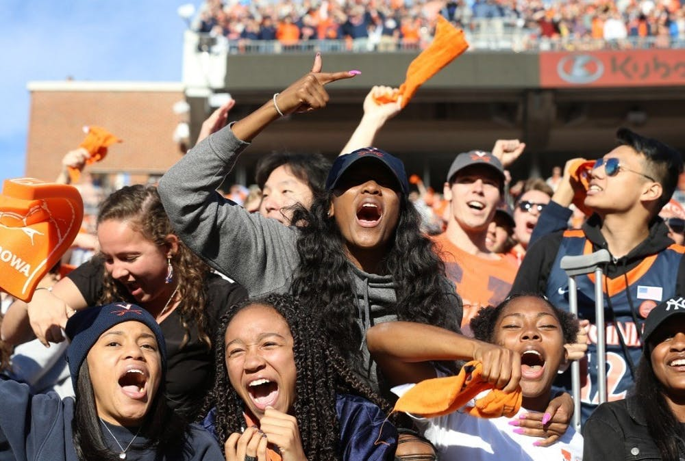 <p>The win against Virginia Tech carries special importance for Virginia sports fans.</p>