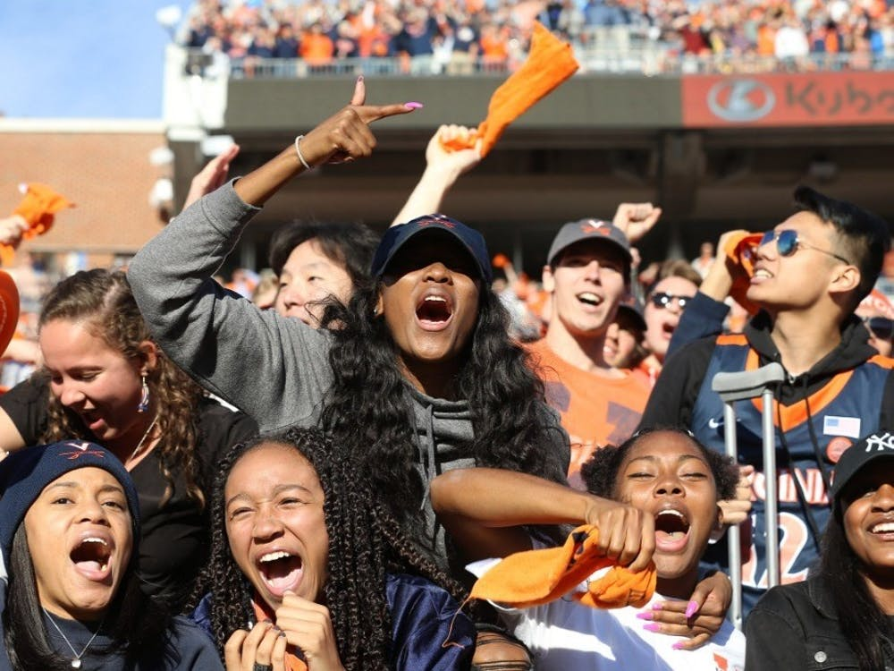 The win against Virginia Tech carries special importance for Virginia sports fans.