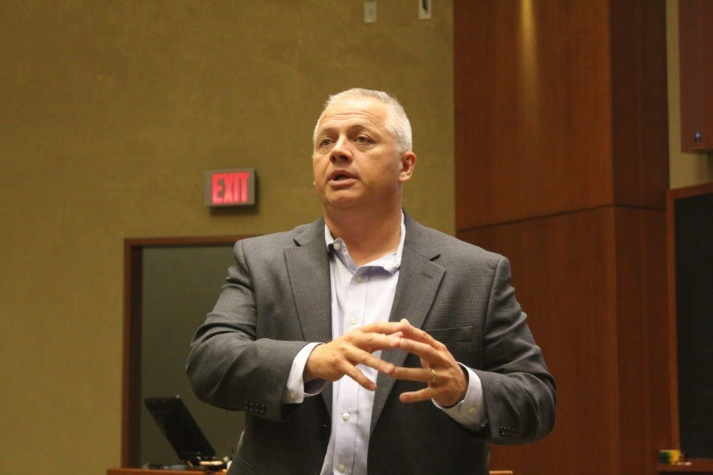 <p>Riggleman has already failed us as a member of Congress with his voting record, but respecting democracy should not be a partisan issue.&nbsp;</p>