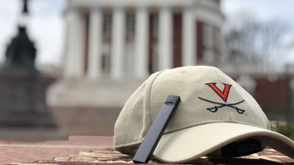 A form of vaping, JUULing is the latest trend with college students because of the perception that it's healthier than smoking other tobacco products or more illicit drugs.