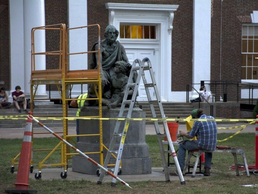荷马雕像已经成为了弗大的象征性的一部分。坐落于草坪之上,它彰显了希腊与罗马文化交相辉映之感。