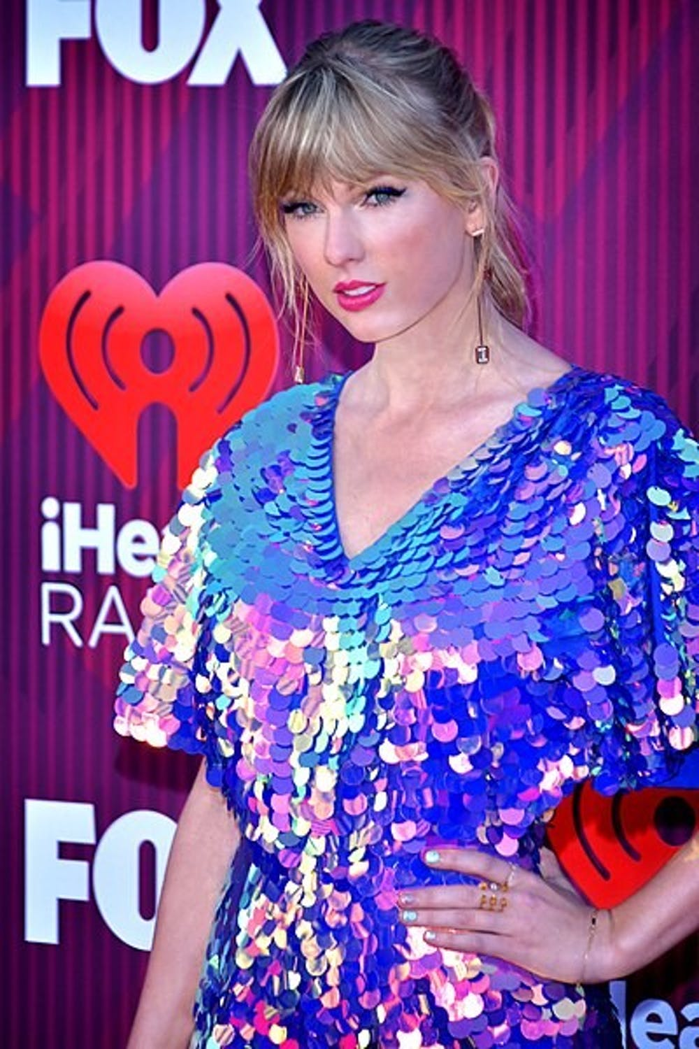 <p>Taylor Swift, pictured here earlier in 2019, was named the Artist of the Decade at this year's American Music Awards.</p>