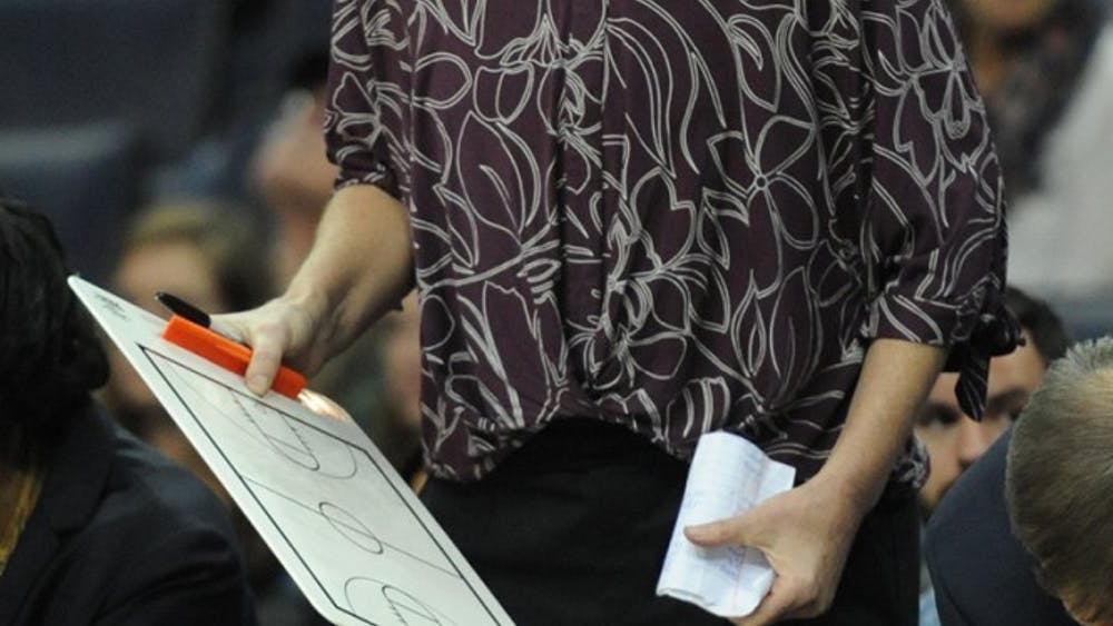 Virginia Coach Joanne Boyle will look to pick up her biggest win of the season Thursday night.