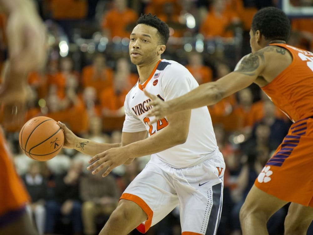 Sophomore wing Marco Anthony will likely need to step up as a backup ball-handler in ACC play